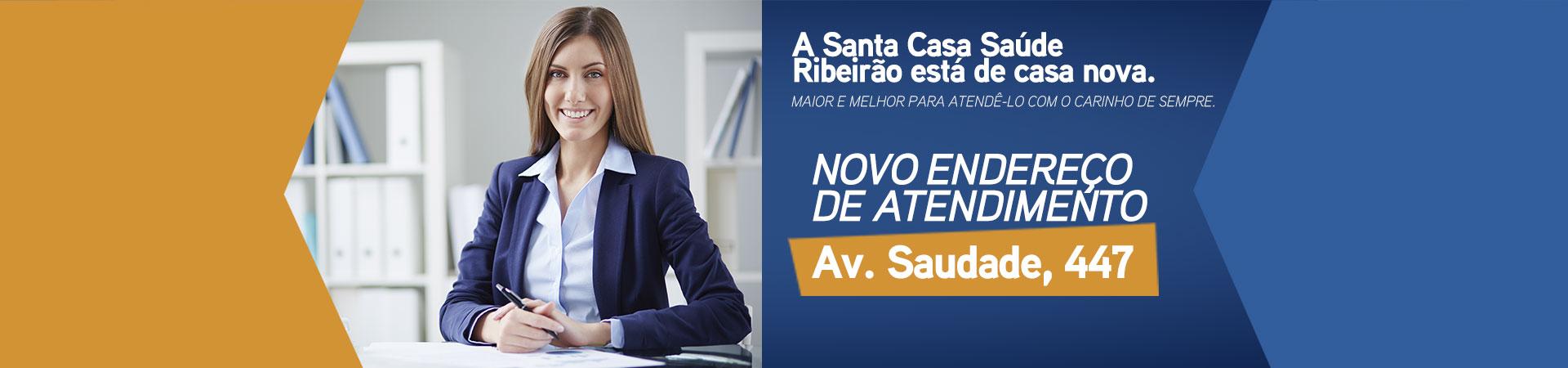 Endereço Santa Casa Saúde Ribeirão