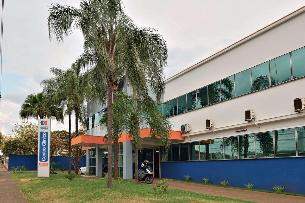 Centro Clínico do Plano de Saúde Santa Casa Ribeirão Preto