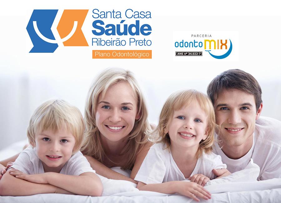 Plano Odontológico Santa Casa Saúde Ribeirão Preto